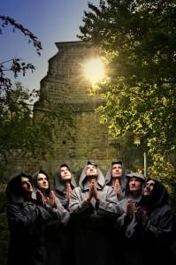 """Gregorianika """"In Medias Res – Tour 2016"""" Burg und Kloster Oybin @ Burg und Kloster Oybin"""