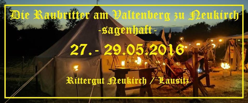 Die Raubritter am Valtenberg zu Neukirch – sagenhaft @ Rittergut Neukirch-Lausitz
