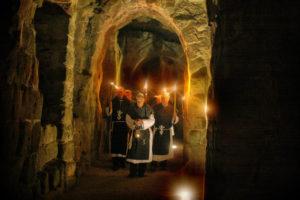 Historische Mönchszüge @ Burg und Kloster Oybin